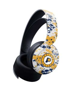 Indiana Pacers Digi Camo PULSE 3D Wireless Headset for PS5 Skin
