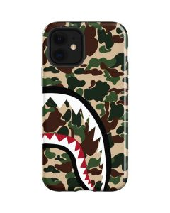 Shark Teeth Street Camo iPhone 12 Case