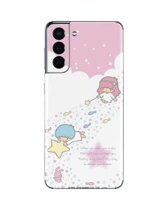 Little Twin Stars Wish Upon A Star Galaxy S21 5G Skin