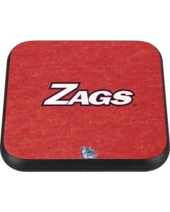 Gonzaga Zags Wireless Charger Single Skin
