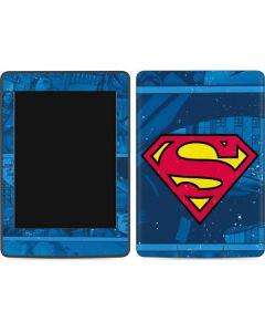 Superman Logo Amazon Kindle Skin