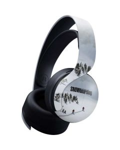 TransWorld SNOWboarding Snow PULSE 3D Wireless Headset for PS5 Skin