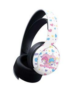 Little Twin Stars Hearts PULSE 3D Wireless Headset for PS5 Skin