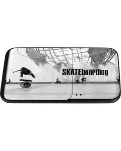 TransWorld SKATEboarding Black and White Wireless Charger Duo Skin