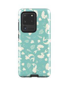 Ariel Under the Sea Print Galaxy S21 Ultra 5G Case