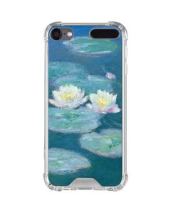 Waterlilies, Evening iPod Touch (5th-6th-7th Gen) Clear Case
