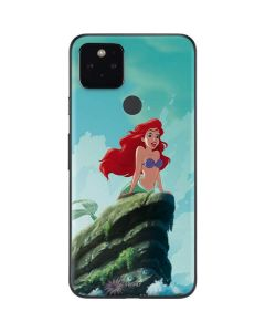 Ariel Part of Your World Google Pixel 5 Skin
