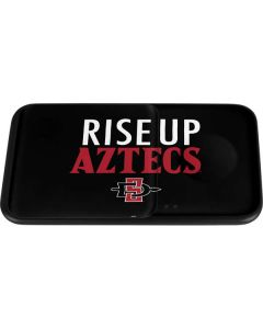 Rise Up Aztecs Wireless Charger Duo Skin
