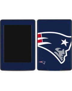New England Patriots Large Logo Amazon Kindle Skin