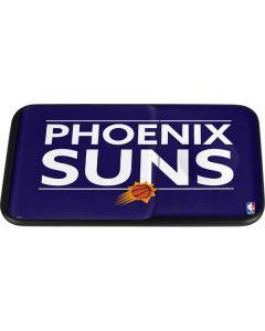 Phoenix Suns Standard - Purple Wireless Charger Duo Skin
