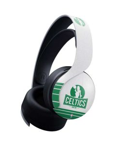 Boston Celtics Static PULSE 3D Wireless Headset for PS5 Skin