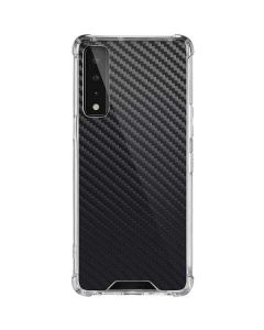 Carbon Fiber LG Stylo 7 5G Clear Case