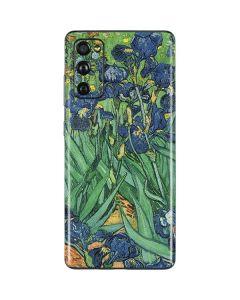 van Gogh - Irises Galaxy S20 Fan Edition Skin