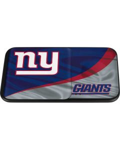New York Giants Wireless Charger Duo Skin