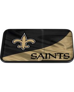 New Orleans Saints Wireless Charger Duo Skin