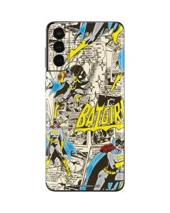 Batgirl All Over Print Galaxy S21 Plus 5G Skin