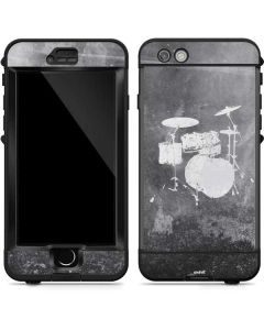 Faded Drumset LifeProof Nuud iPhone Skin