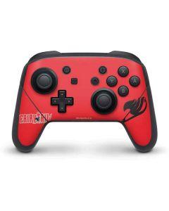 Fairy Tail Emblem Nintendo Switch Pro Controller Skin