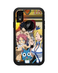 Fairy Tail Group Shot Otterbox Defender iPhone Skin