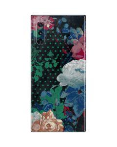Fall Flowers Galaxy Note 10 Skin
