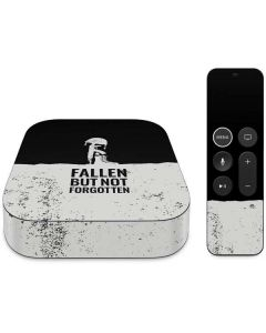 Fallen But Not Forgotten Apple TV Skin