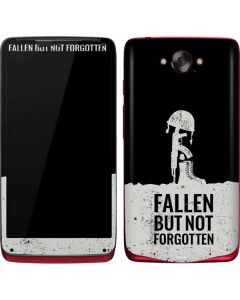 Fallen But Not Forgotten Motorola Droid Skin