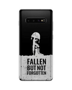Fallen But Not Forgotten Galaxy S10 Plus Skin