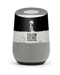 Fallen But Not Forgotten Google Home Skin