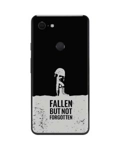 Fallen But Not Forgotten Google Pixel 3 XL Skin