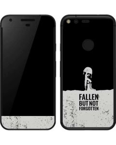 Fallen But Not Forgotten Google Pixel Skin