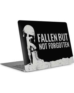 Fallen But Not Forgotten Apple MacBook Air Skin