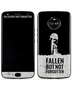 Fallen But Not Forgotten Moto X4 Skin