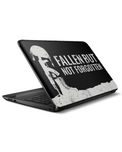 Fallen But Not Forgotten HP Notebook Skin