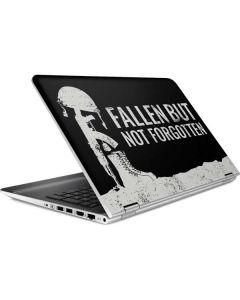 Fallen But Not Forgotten HP Pavilion Skin