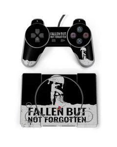 Fallen But Not Forgotten PlayStation Classic Bundle Skin