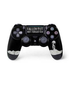 Fallen But Not Forgotten PS4 Pro/Slim Controller Skin