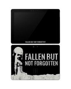 Fallen But Not Forgotten Surface Go Skin