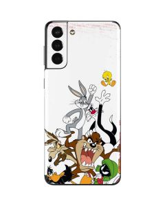 Looney Tunes All Together Galaxy S21 Plus 5G Skin