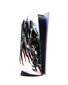 Venom Slashes PS5 Digital Edition Console Skin