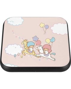 Little Twin Stars Riding Wireless Charger Single Skin