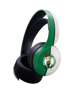 Boston Celtics Canvas PULSE 3D Wireless Headset for PS5 Skin