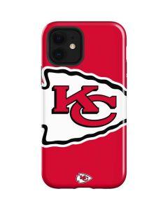Kansas City Chiefs Large Logo iPhone 12 Case