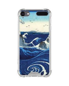 View of the Naruto whirlpools at Awa iPod Touch (5th-6th-7th Gen) Clear Case