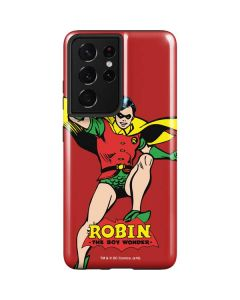 Robin Portrait Galaxy S21 Ultra 5G Case