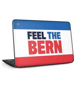 Feel The Bern HP Chromebook Skin