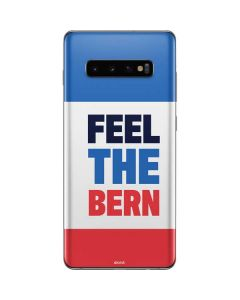 Feel The Bern Galaxy S10 Plus Skin