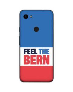 Feel The Bern Google Pixel 3a Skin