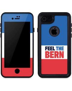 Feel The Bern iPhone SE Waterproof Case