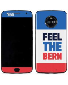 Feel The Bern Moto X4 Skin