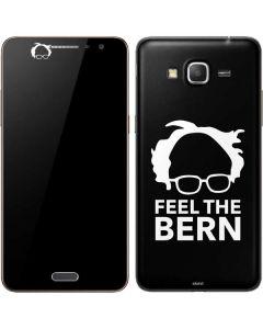 Feel The Bern Outline Galaxy Grand Prime Skin